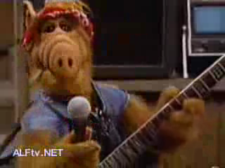 Alf - Rocking Out