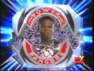Power Rangers - Morphing Sequence